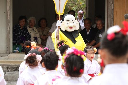 八重山豊年祭シーズン突入