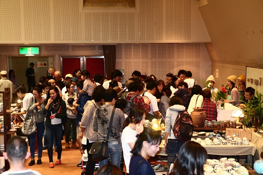 石垣島やきもの祭り開催