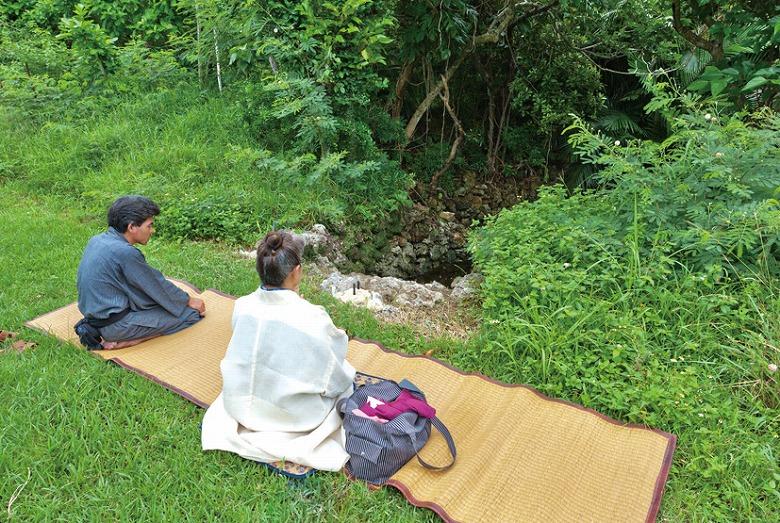 竹富島の節祭