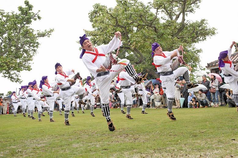 竹富島 種子取祭