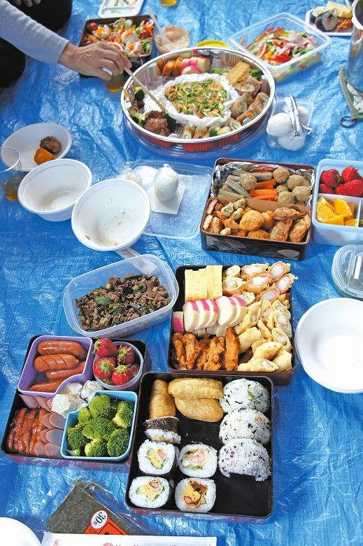 十六日祭の昼ごはん