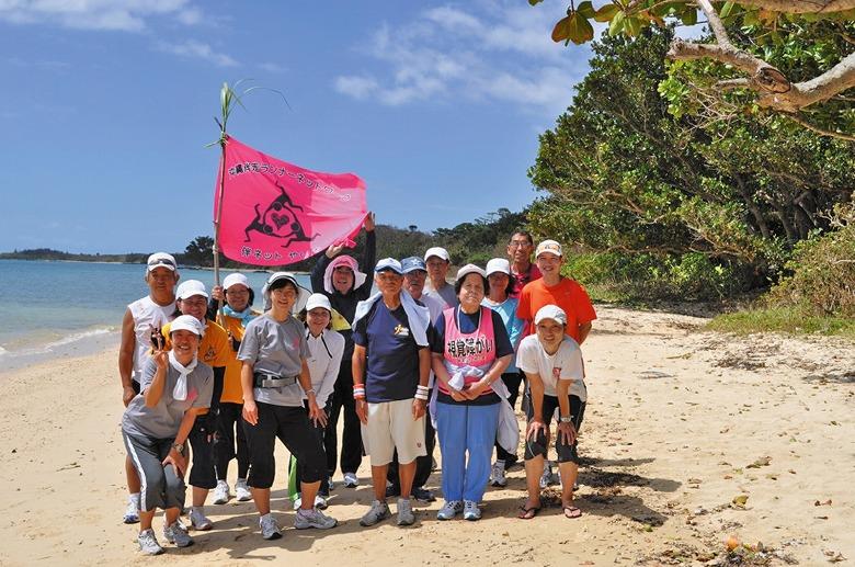 沖縄伴走ランナーネットワーク八重山支部(通称:伴ネットやいま)