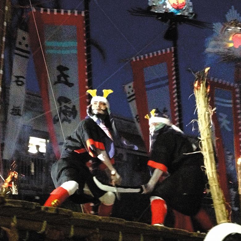 各地で豊年祭行われる