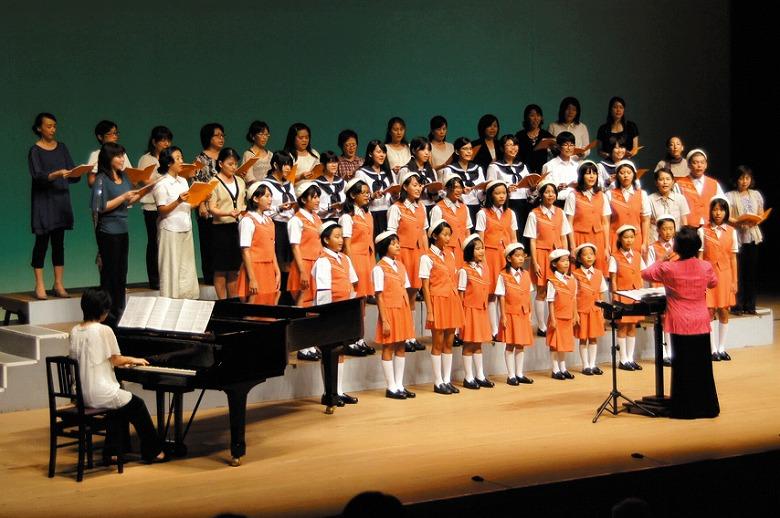 いしがき少年少女合唱団が定期演奏会