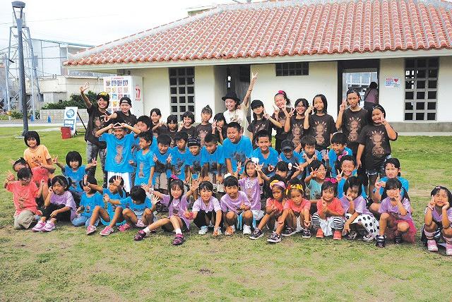 Kidsダンスチーム クルンバ