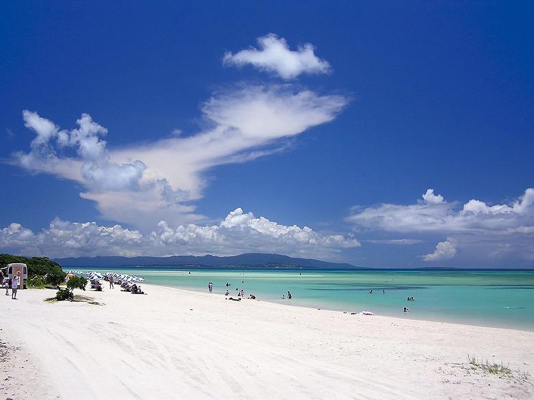 国内ベストビーチ、コンドイ浜が2位 - 話題チャンプルー | やいまタイム