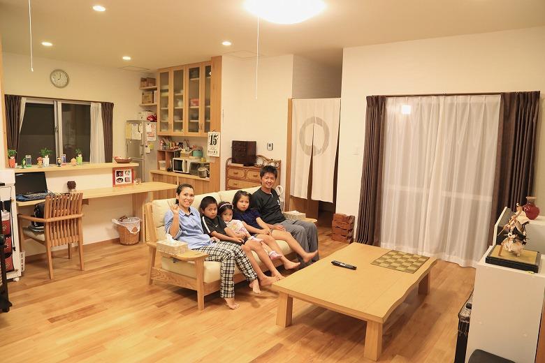 大浜 前津さん邸 & てぃだぱな保育園 子供の成長を見守る家 マイホームの隣に保育園を併設