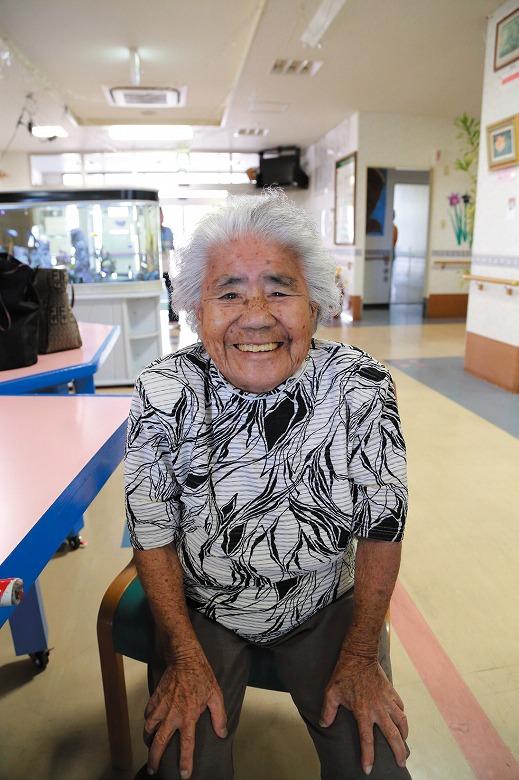 199 真謝 スエさん 大正8年3月10日生まれ 満94歳
